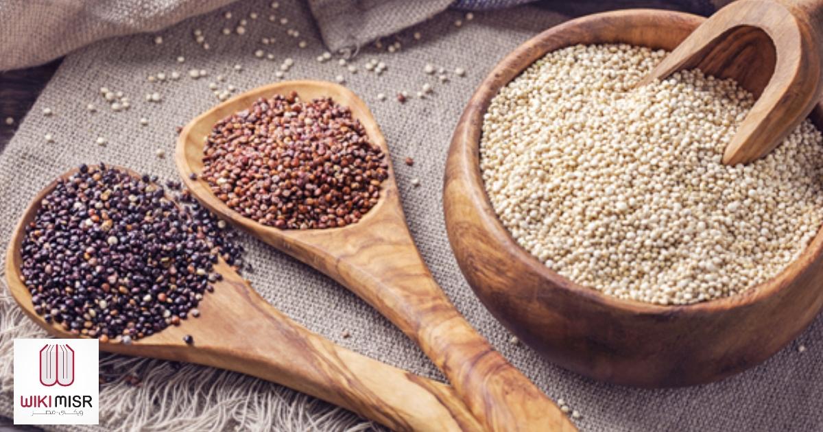 هل الكينوا أفضل أم الأرز من ناحية الفوائد الصحية