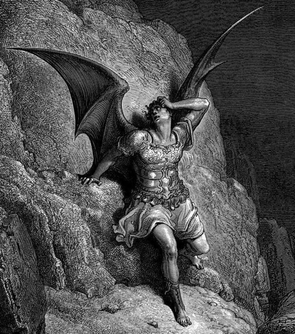 من هو الشيطان