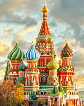 مقتطفات تاريخية من تاريخ مدينة موسكو عاصمة دولة روسيا