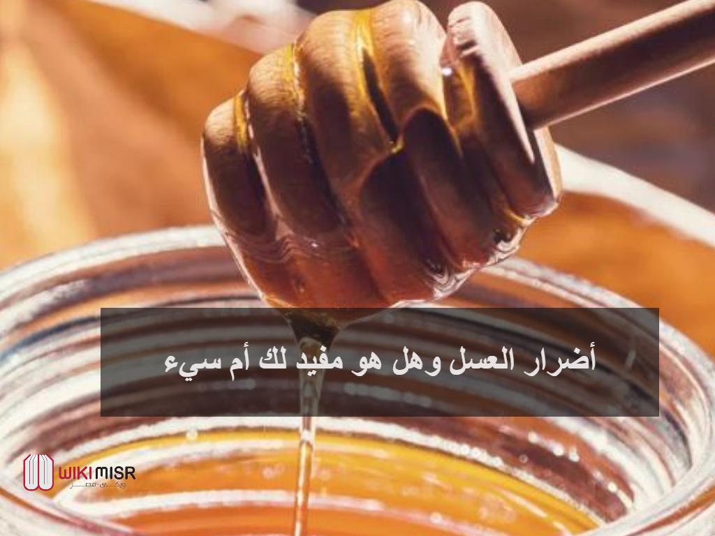 أضرار العسل وهل هو مفيد لك أم سيء