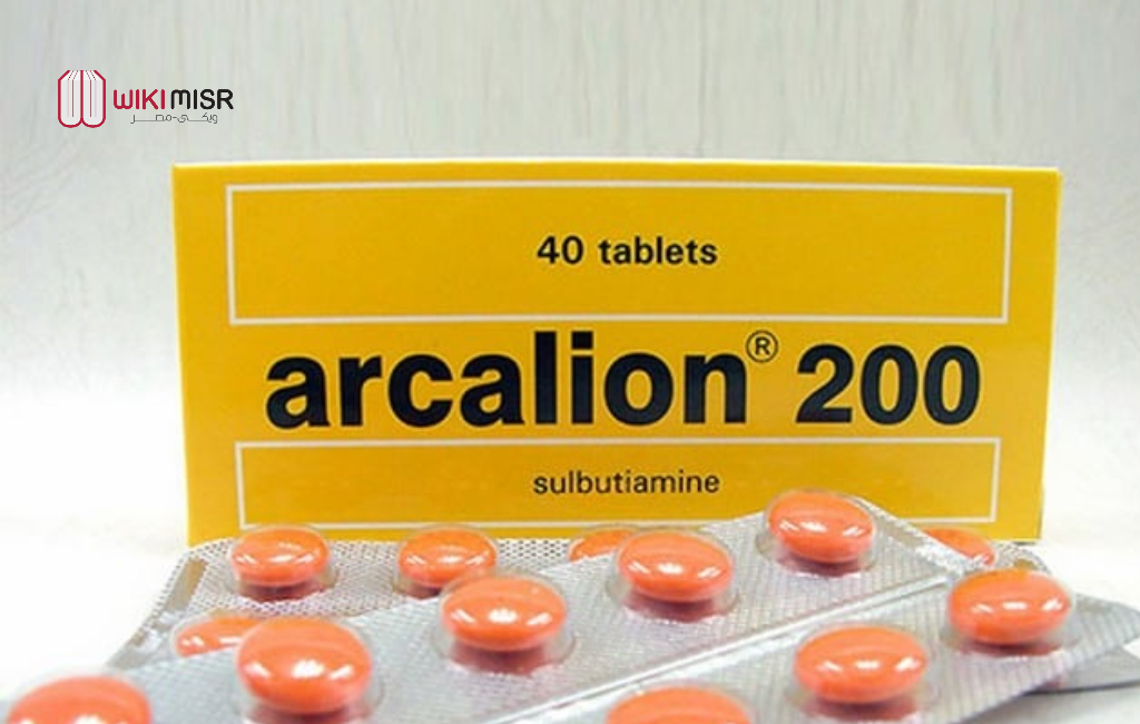 اركاليون فورت لمرضى الزهايمر – أضرار Arcalion Forte وسعره