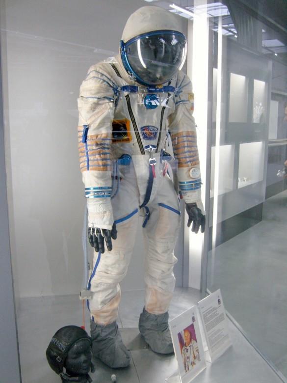 بدلة سوكول-ك في 2 في متحف شباير في ألمانيا