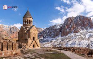 ديانة أرمينيا