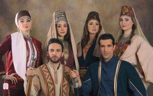 شعب أرمينيا