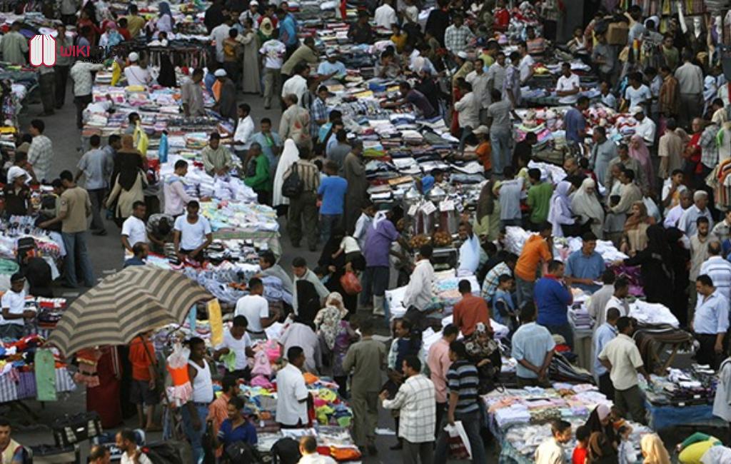 كم مساحة مصر وعدد سكانها – المصريون يعيشون على 8% من مساحة الدولة