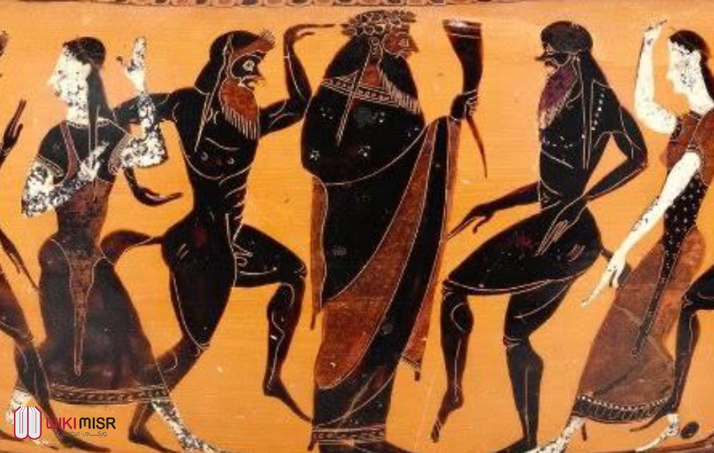 ما هي الميثولوجيا الإغريقية