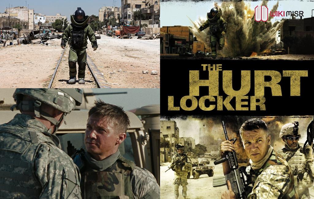 مراجعة الفيلم الأمريكي خِزانة الألم The hurt locker