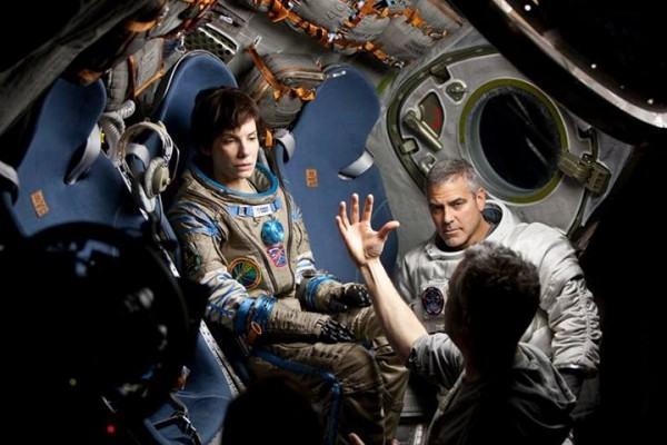 مراجعة فيلم GRAVITY الجاذبية التي أعادت ساندرا بولوك إلى الأرض