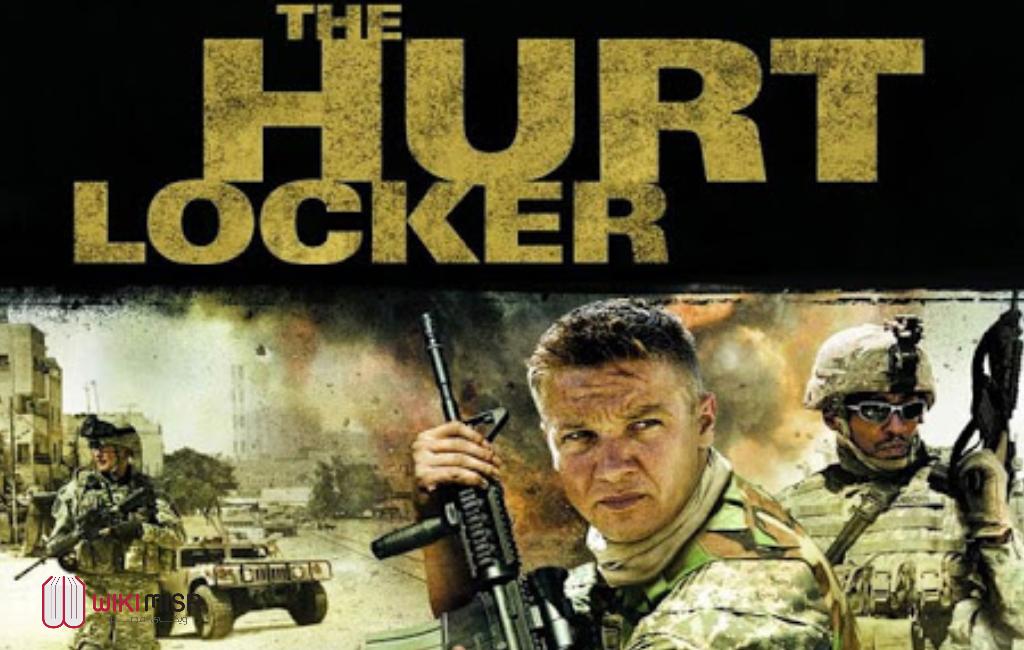 ملخص فيلم خِزانة الألم The hurt locker