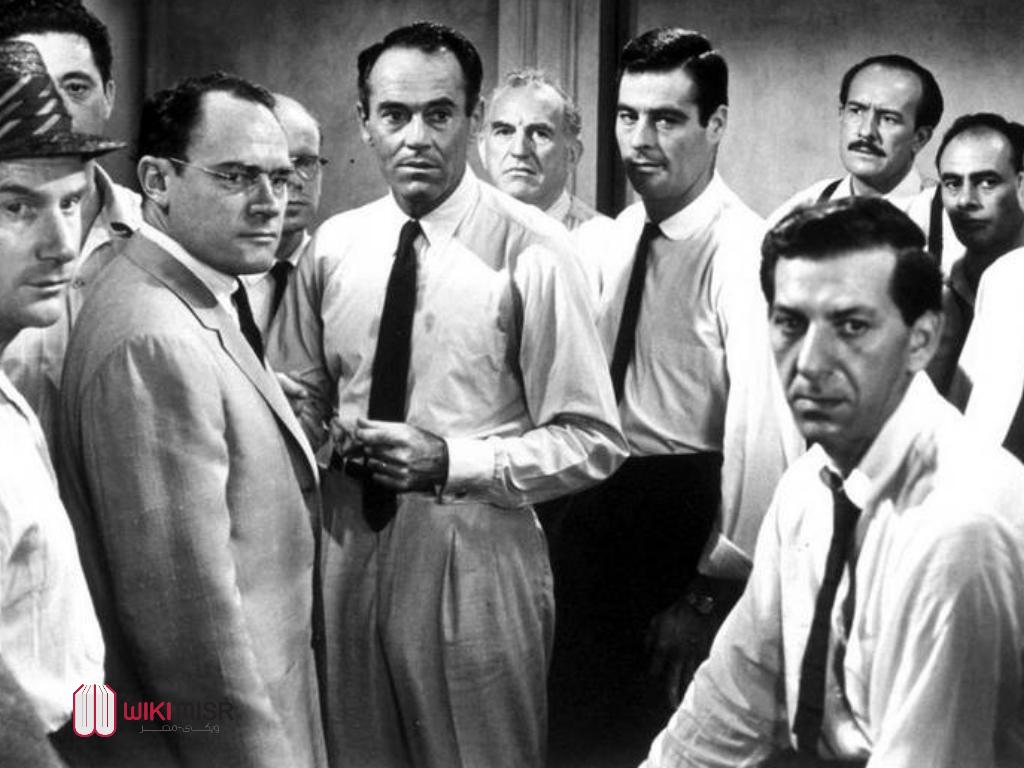 ملخص فيلم 12 رجل غاضب