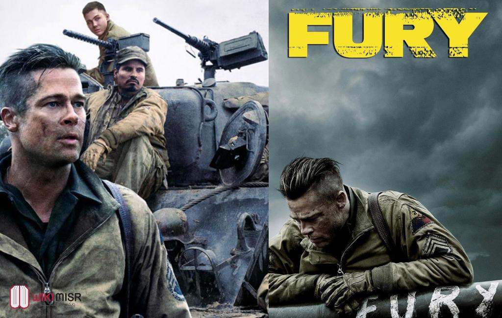 ملخص فيلم FURY الغضب الأخير في أوروبا