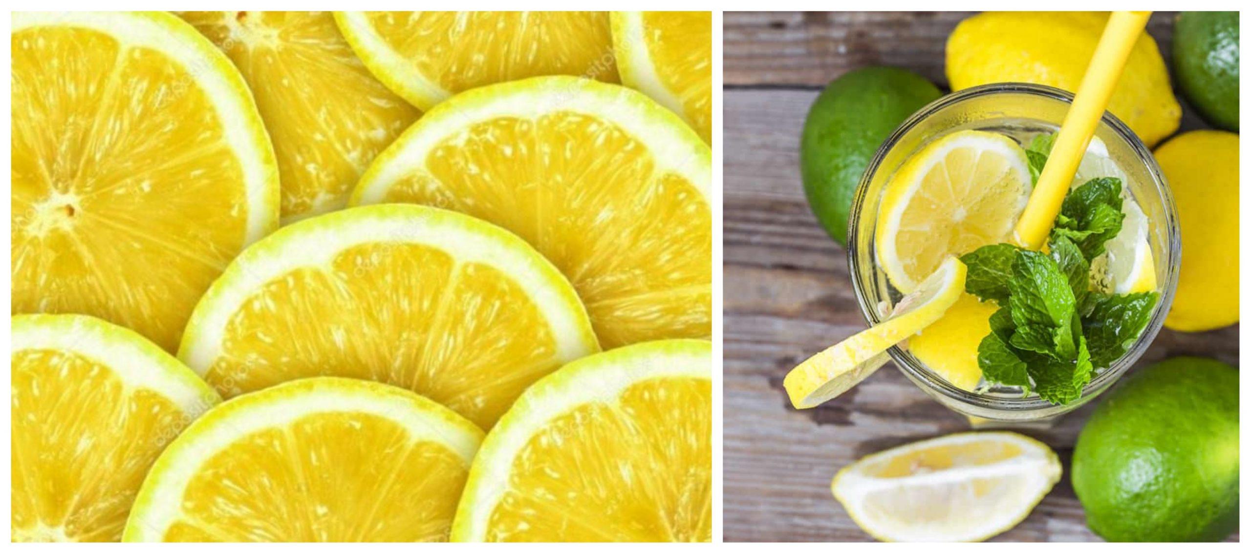 فؤائد الليمون