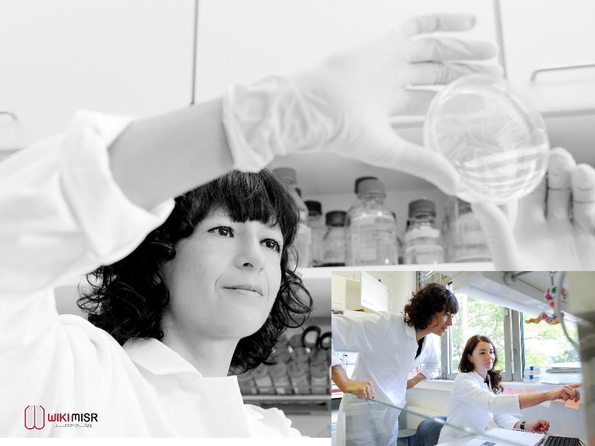 تعرفّ على إيمانويل شاربنتييه الحاصلة على جائزة نوبل في الكيمياء 2020