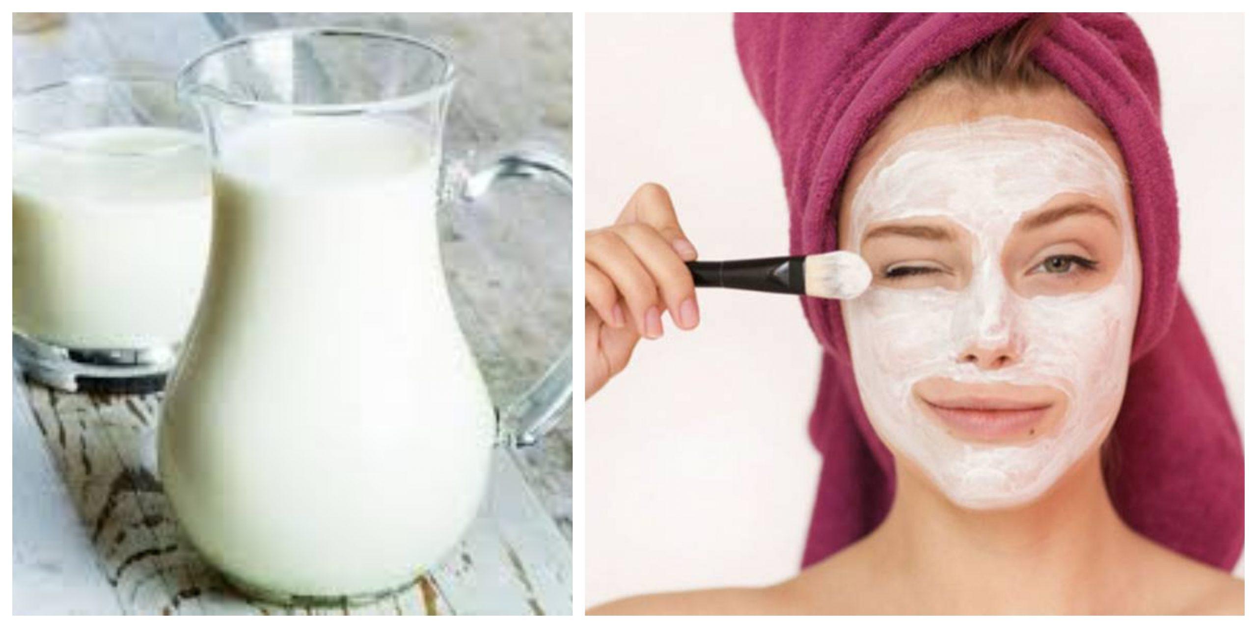 استخدام الحليب من أجل تفتيح البشرة