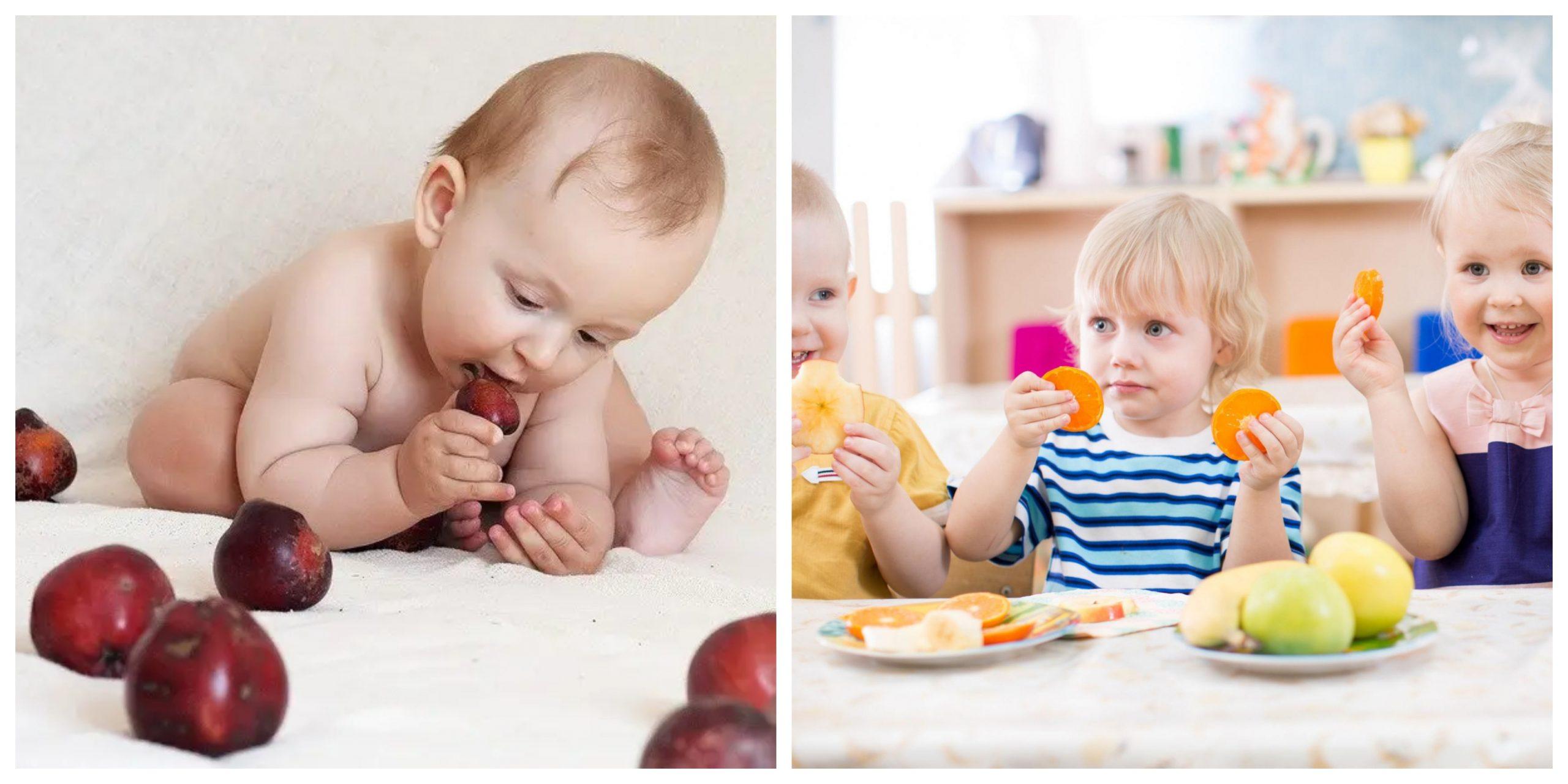 الحفاظ على توازن مستمر في النظام الغذائي