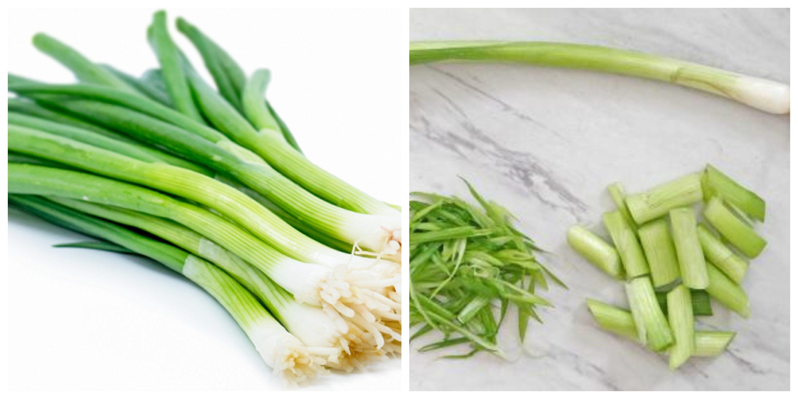 الفوائد الصحية لتناول البصل الأخضر