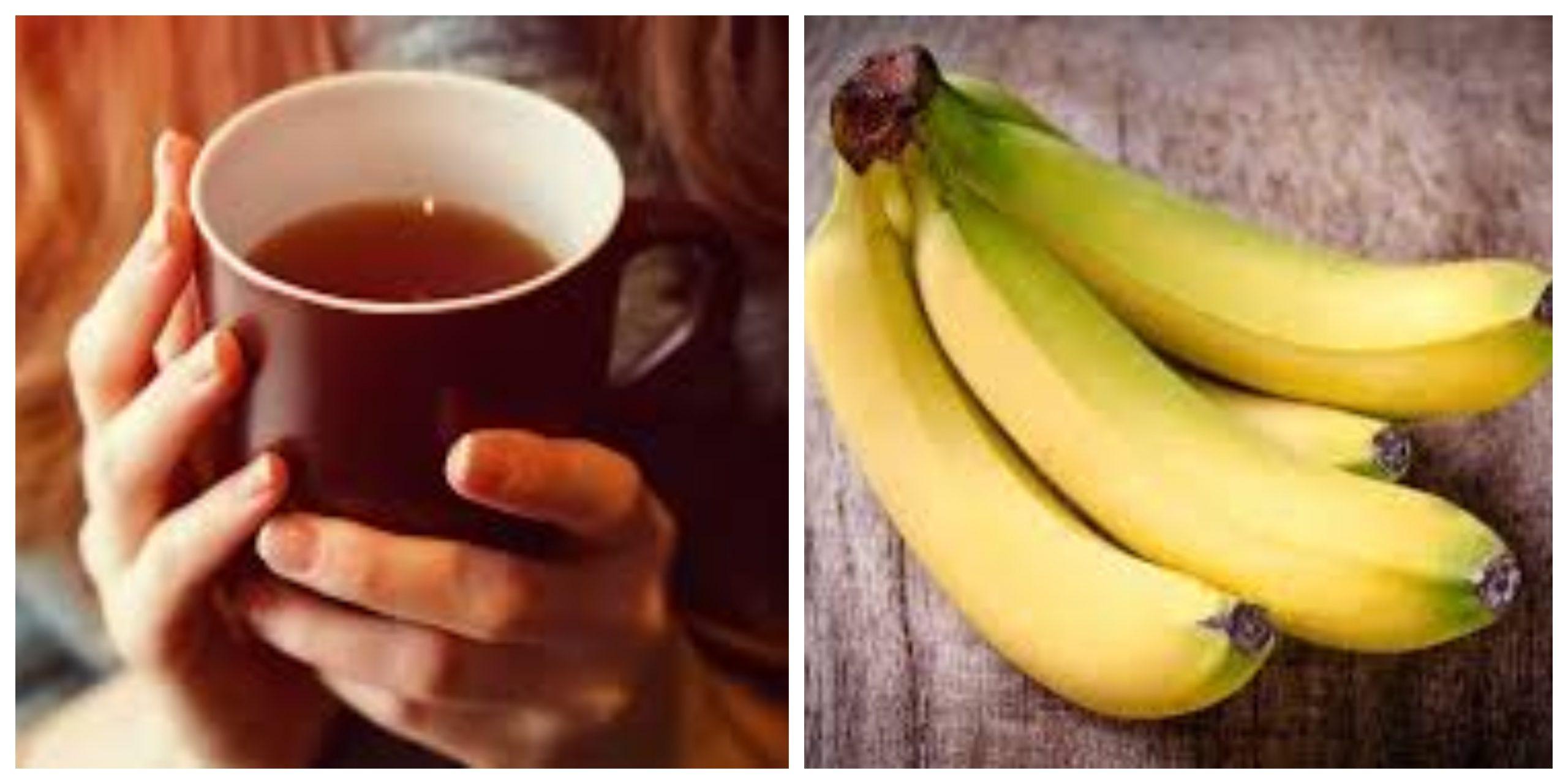 الفوائد الصحية لتناول شاي الموز ووصفات سهلة وسحرية لإعداده