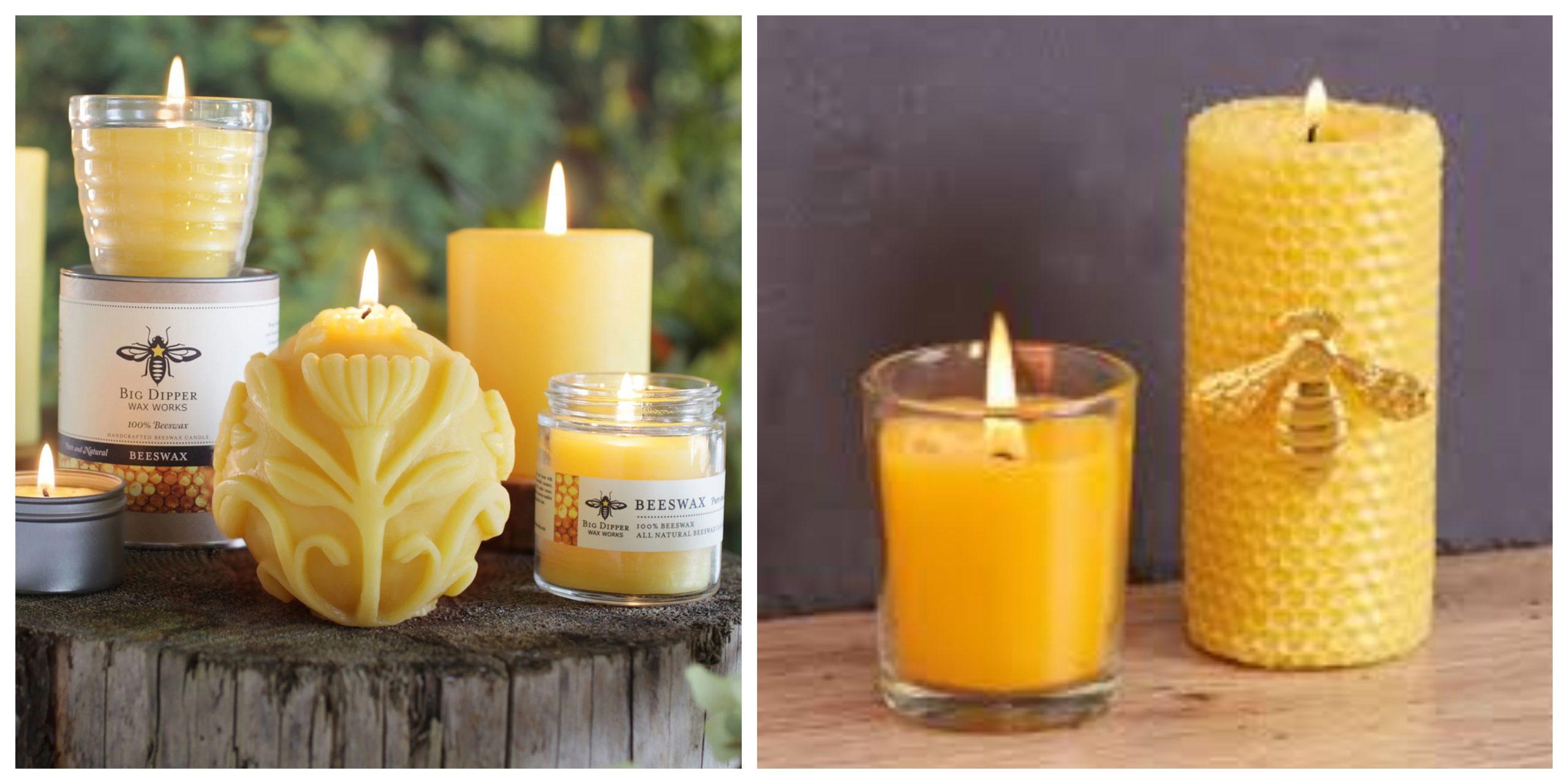 الفوائد الصحية والبيئية لاستخدام شمع العسل