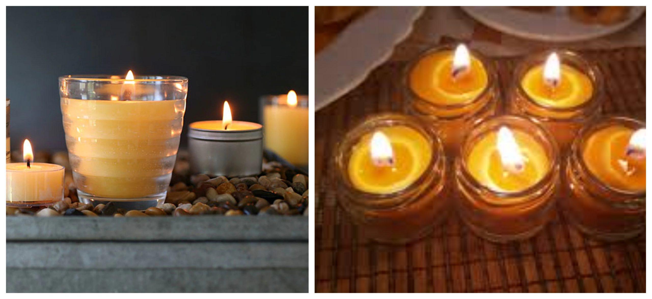 فوائد صحية وبيئية لاستخدام شمع العسل في المنزل