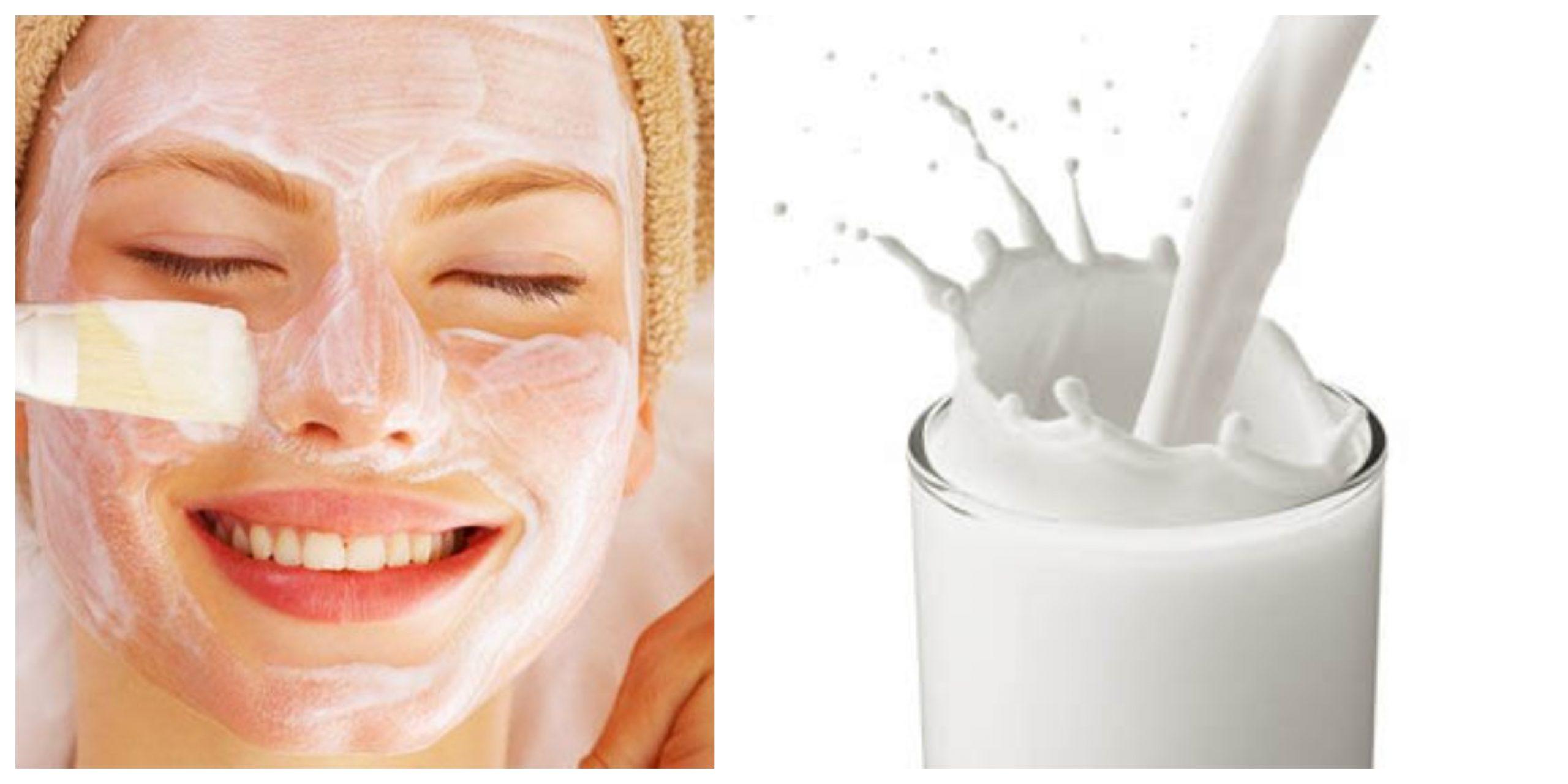فوائد مذهلة لاستخدام الحليب للوجه والبشرة