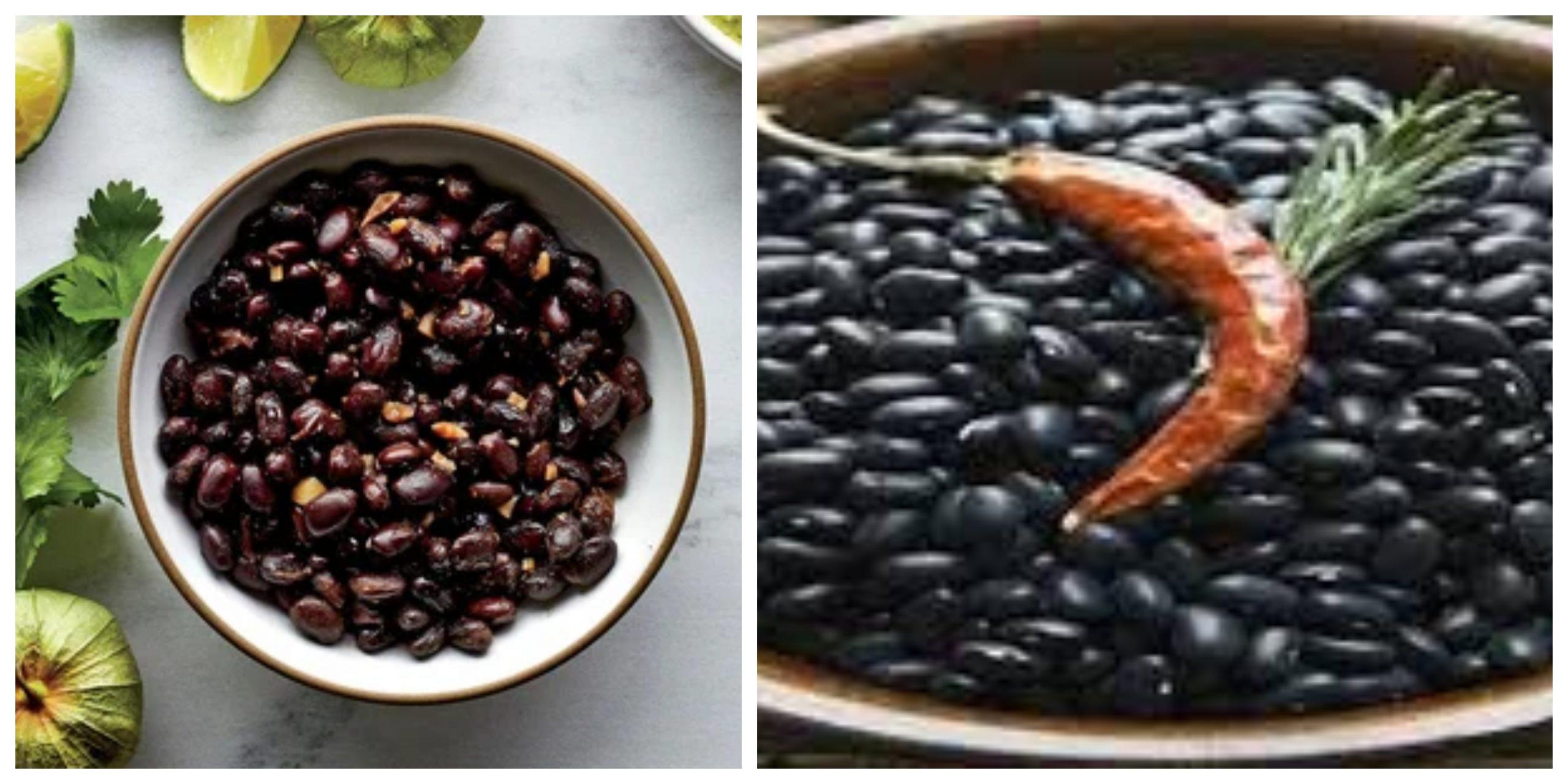 وصفات صحية لتناول الفاصوليا السوداء