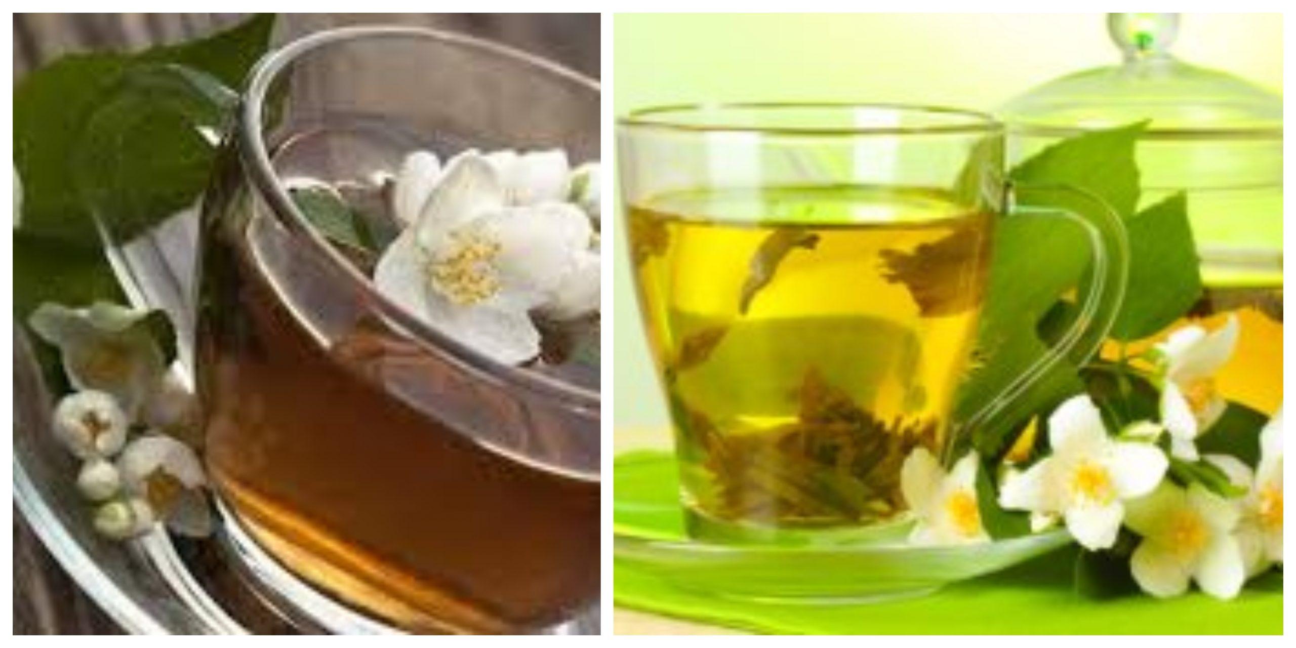 وصفات لإعداد شاي الياسمين بطريقة سهلة في المنزل