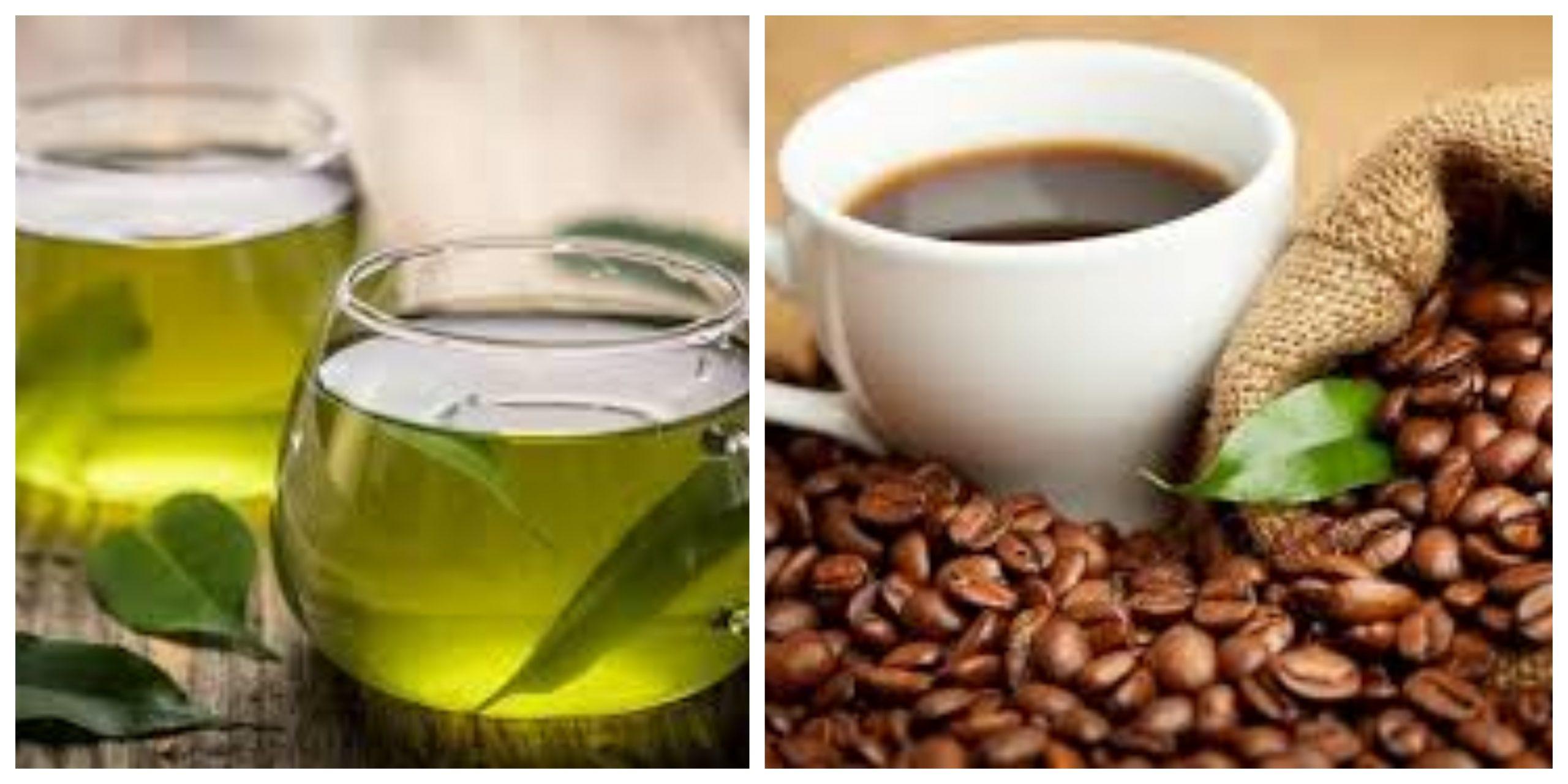 وصفة القهوة والشاي الأخضر السحرية لمقاومة مرض السكري