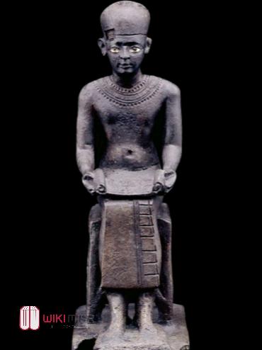 تمثال المهندس المعماري إيمحوتب