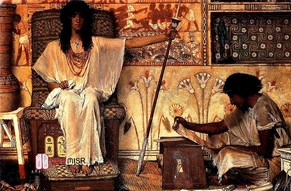 النبى يوسف كما صوره الفنانين فى العصور الحديثة