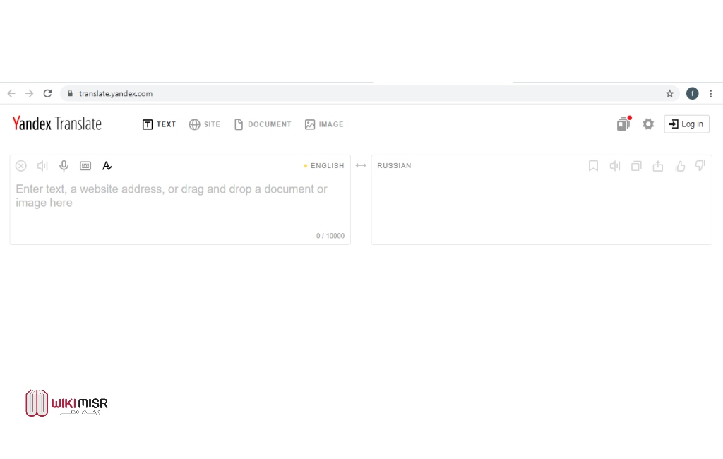 Yandex Translate