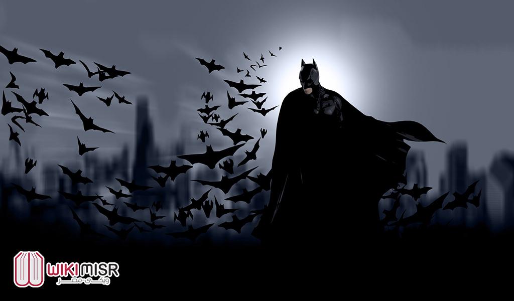بداية باتمان فارس الظلام ومن مؤلف الشخصية