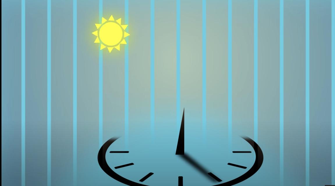 من هو مخترع الساعة