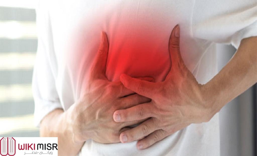 ارتفاع ضربات القلب