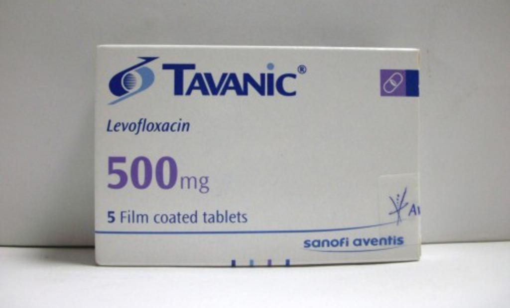 """سعر أقراص"""" TAVANIC تافانيك"""" مضاد حيوي واسع المدى"""