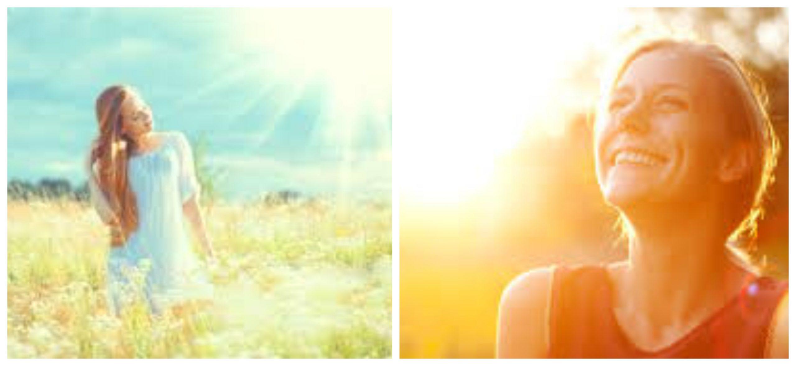 فوائد التعرض إلى الشمس
