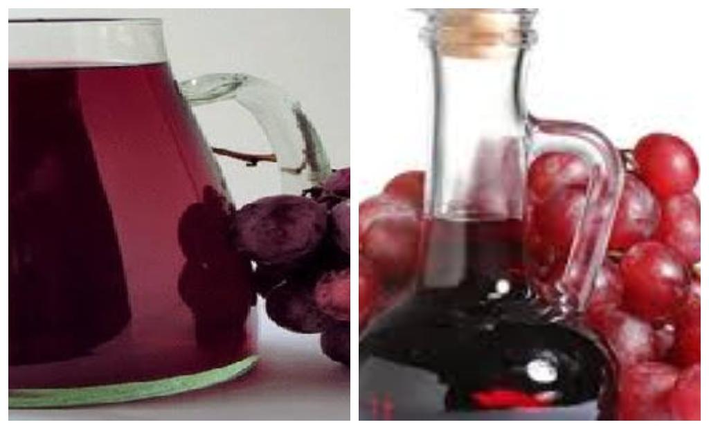 فوائد خل العنب للتخسيس والشعر