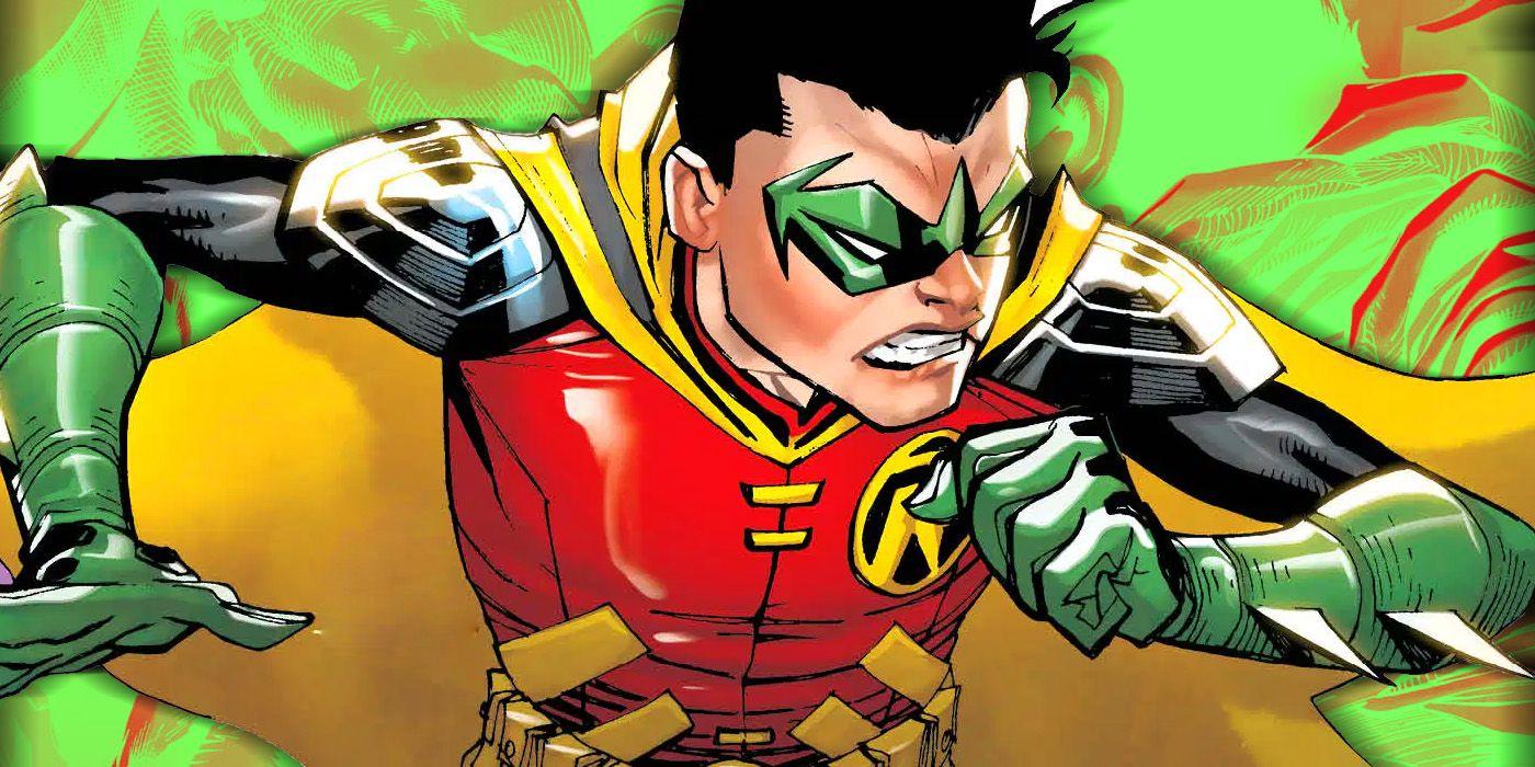من هو داميان واين ابن باتمان ؟ وهل هو الروبن الأفضل؟