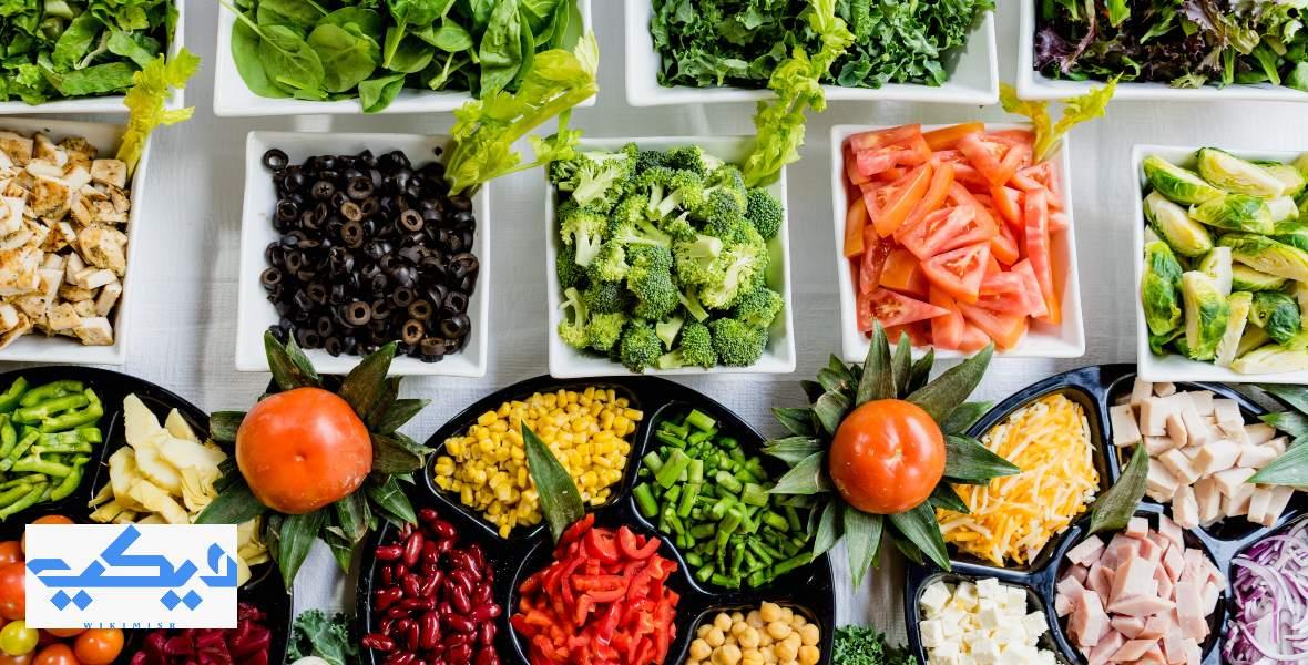 أطعمة منخفضه السعرات الحراريه
