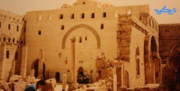 الدير الأبيض بسوهاج