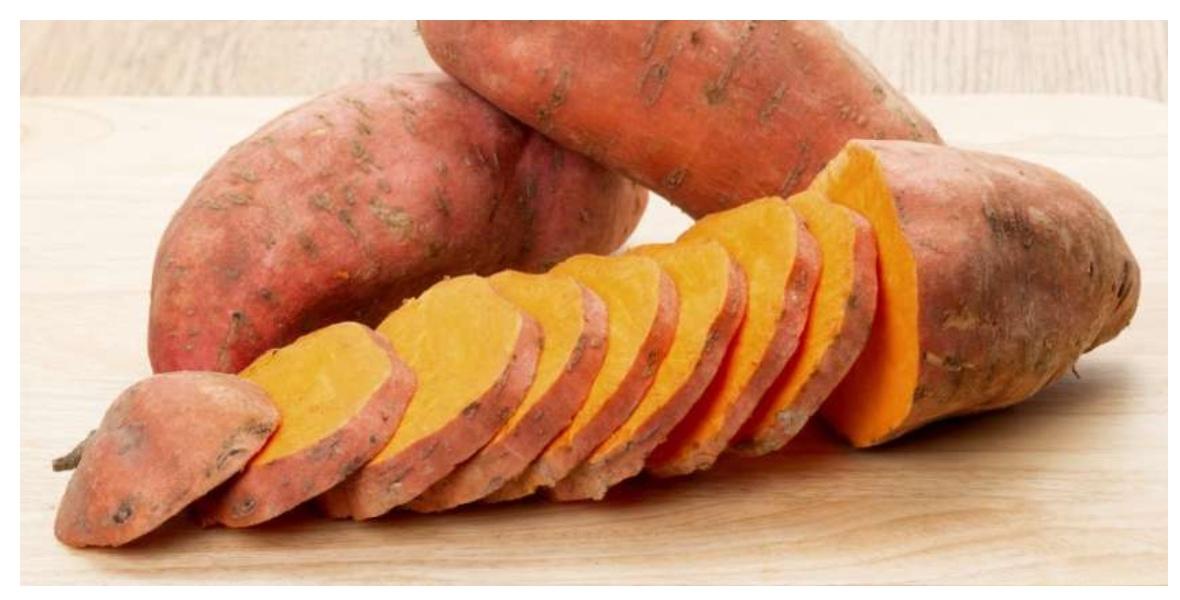 طريقة عمل البطاطا الحلوة – 3 وصفات جميلة بالصور
