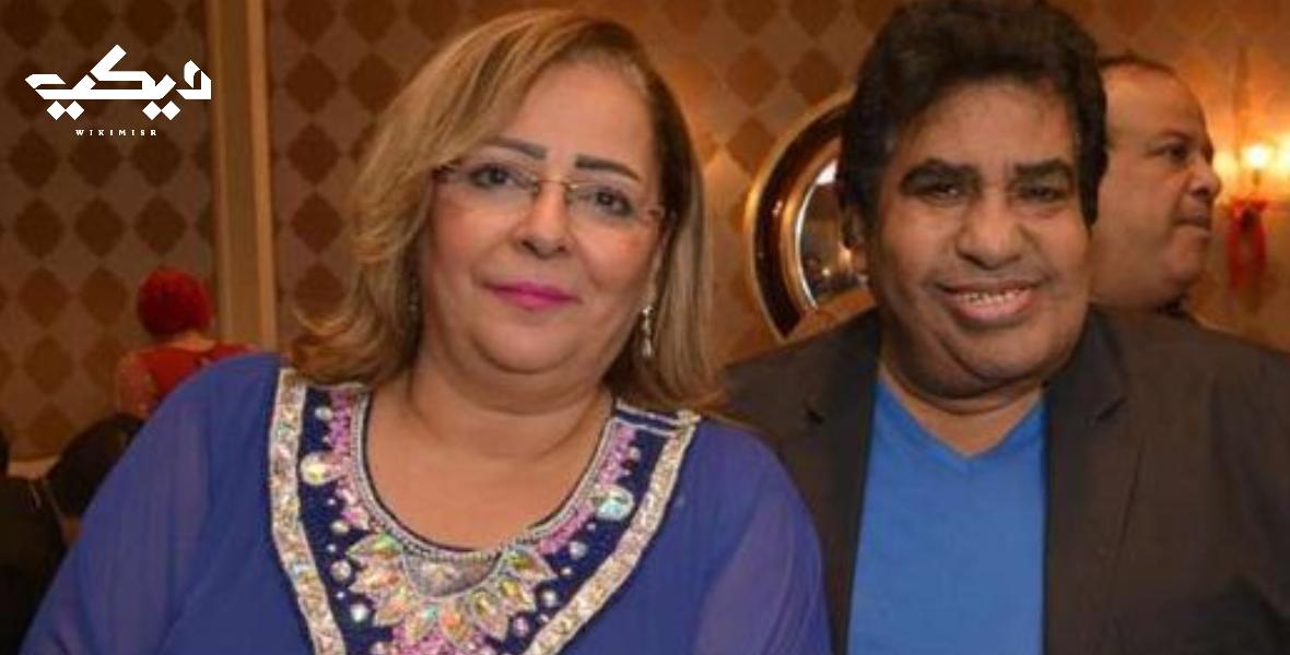 زوجة احمد عدوية