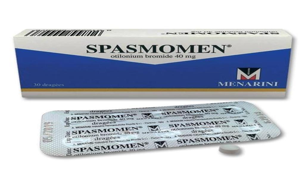 الأعراض الجانبية لأقراص سبازمومين لعلاج القولون العصبي