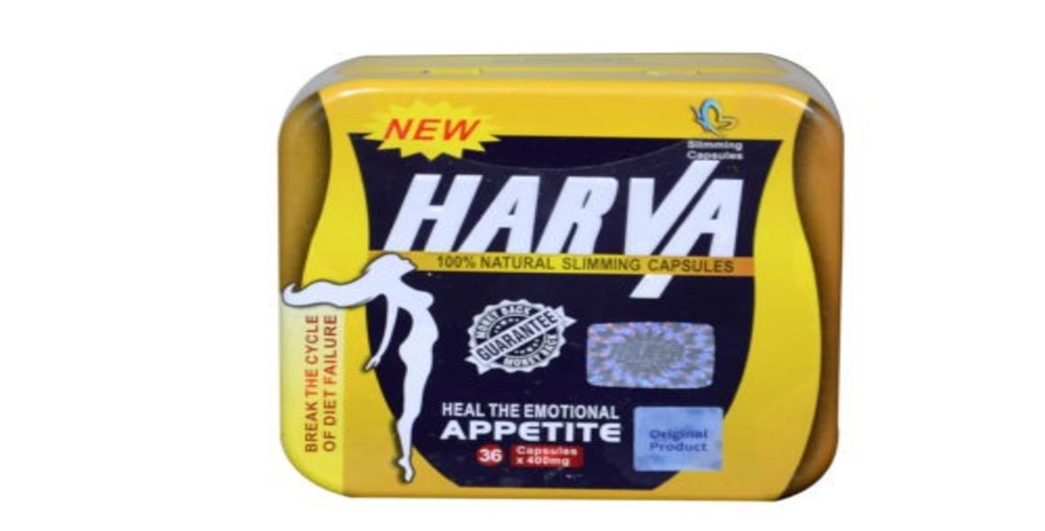 فوائد كبسولات هارفا للتخسيس وحرق الدهون