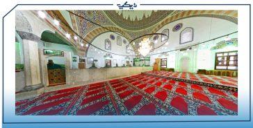 ديكورات مساجد من الداخل