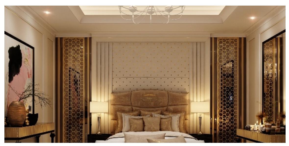 صور ديكورات غرف نوم