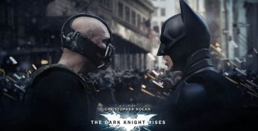 إيستر إيجز فيلم The Dark Knight Rises