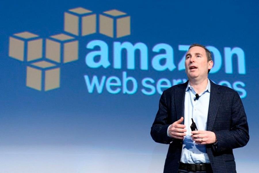 آندي كاسي المدير التنفيذي الجديد لأمازون