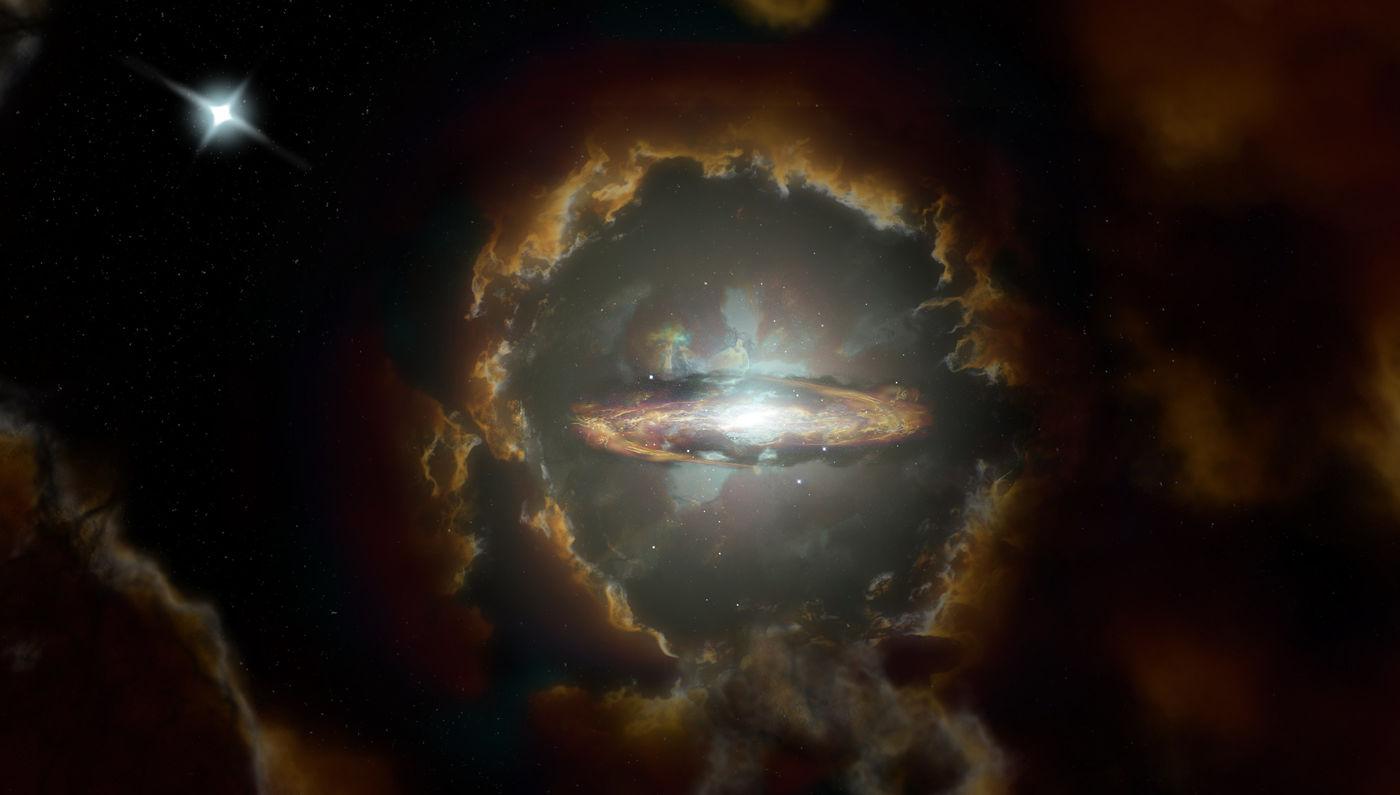 صور من الفضاء