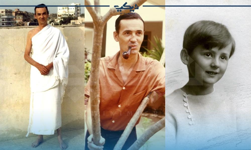 جاي إيتون في مراحل مختلفة من عمره