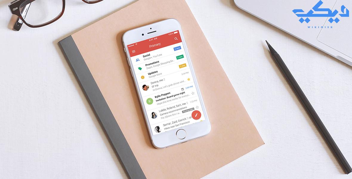 كيفية تسجيل الخروج من Gmail على الهاتف